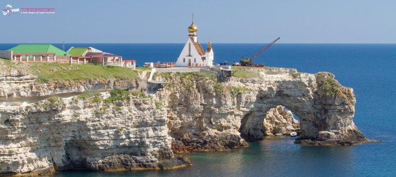 Рыбзавод на Атлеше, Тарханкут, Крым