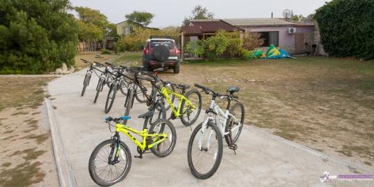 Прокат велосипедов  в Крыму