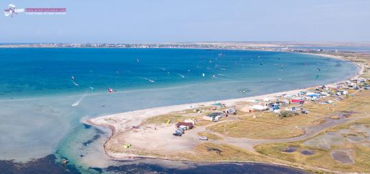 Кайтсерфинг в Крыму, Межводное