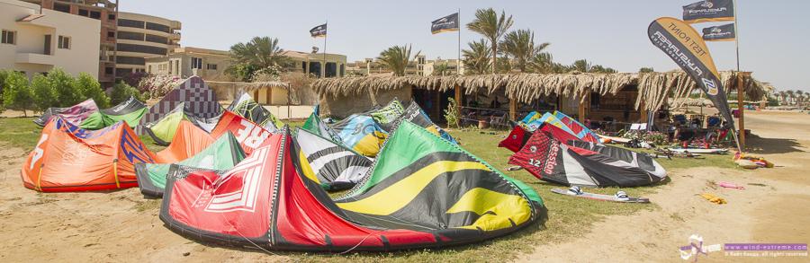 Кайт школа Wind-Extreme Хургаде, Египет