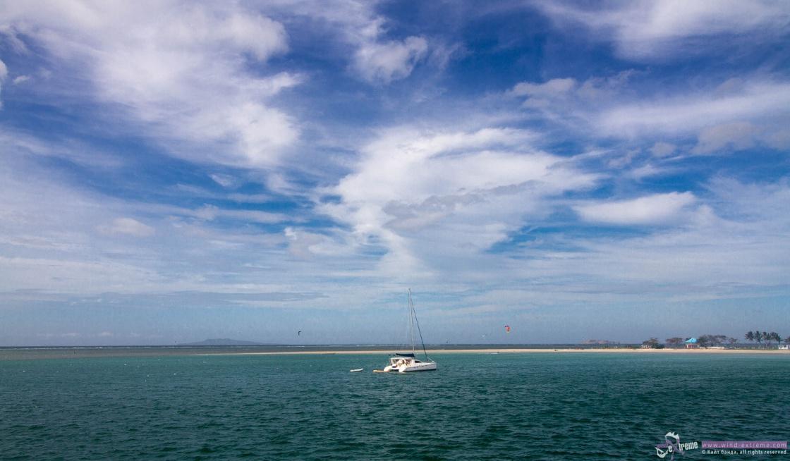 Кайтсерфинг на острове Куйо, фото 2